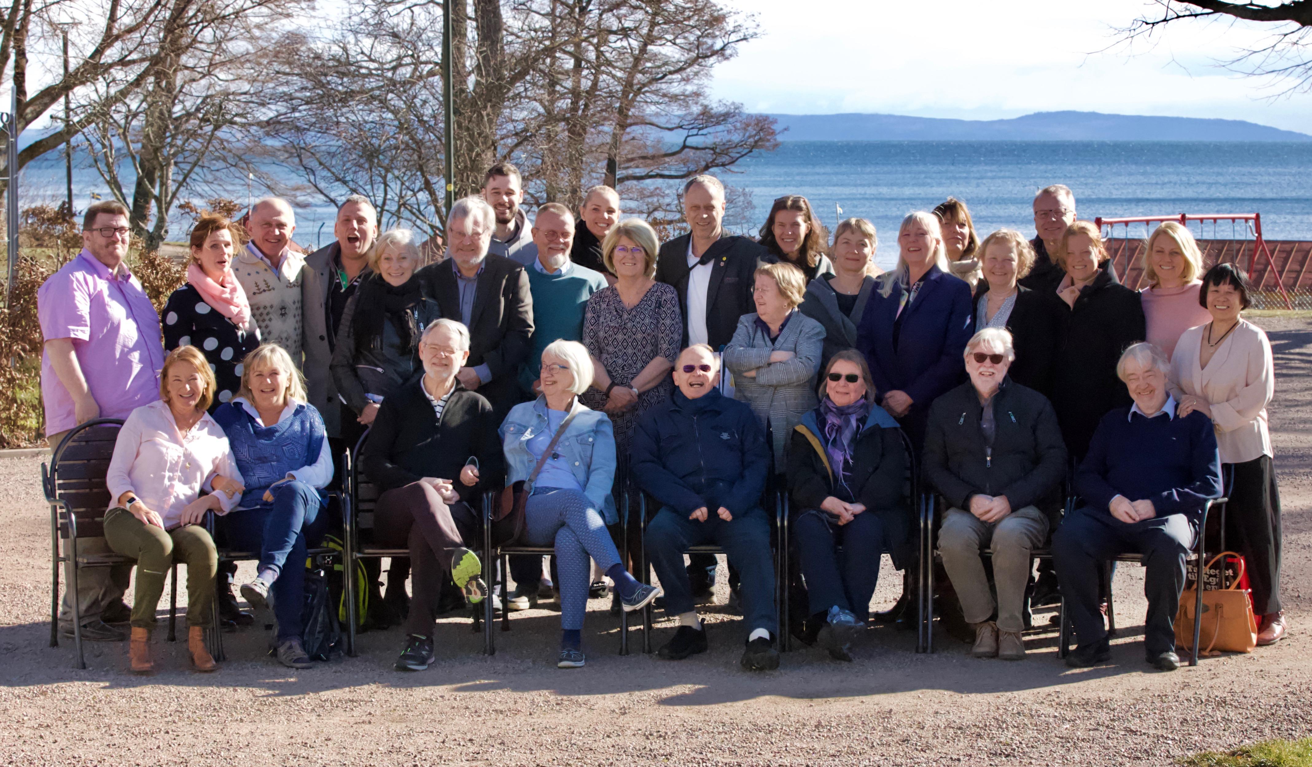 STAFs 40-årsjubileum i Hjo