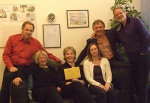 Bild från årsmötet